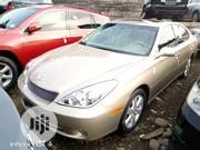 Lexus ES 2005 330 Gold | Cars for sale in Lagos State, Apapa