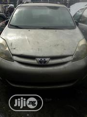 Toyota Sienna 2007 LE 4WD Gold | Cars for sale in Lagos State, Mushin