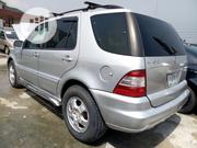 Mercedes-Benz M Class 2002 Silver   Cars for sale in Rivers State, Port-Harcourt