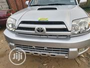 Toyota 4-Runner Sport Edition 4x4 2004 Silver | Cars for sale in Rivers State, Port-Harcourt
