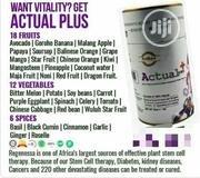 Actual Plus to Cure, Heal of All Health Challenges Especially Diabetes | Vitamins & Supplements for sale in Lagos State, Lagos Mainland