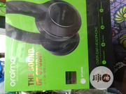 Oraimo Smart Accessories Super Sound Headphone | Headphones for sale in Lagos State, Ikeja