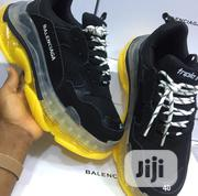 Balenciaga Men's Black Sneakers | Shoes for sale in Lagos State, Surulere