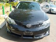 Toyota Camry 2013 Black | Cars for sale in Abuja (FCT) State, Lokogoma