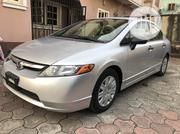 Honda Civic 2008 Silver | Cars for sale in Lagos State, Gbagada