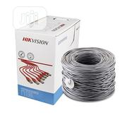 Hikvision Utp Cat 5E Network Cable Ds-1ln5e-e/E | Security & Surveillance for sale in Lagos State, Ikeja