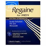 Regaine For Men Extra Strength - Single Pack | Hair Beauty for sale in Abuja (FCT) State, Wuse 2