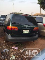 Toyota Sienna 2001 Green | Cars for sale in Delta State, Oshimili South