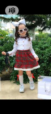 US Shirt and Skirt for Girls | Children's Clothing for sale in Lagos State, Lagos Mainland