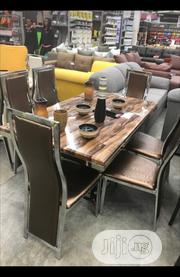 Quality Imported Marble Dining Table   Furniture for sale in Lagos State, Lekki Phase 2