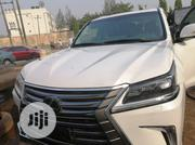 Lexus LX 2018 White | Cars for sale in Lagos State, Yaba