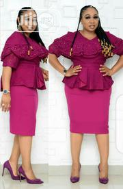 Classic Quality Turkey Purple Female Gown | Clothing for sale in Lagos State, Ikeja