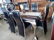 Marble Dining Table. | Furniture for sale in Lagos State, Ajah