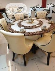 Round Marble Dining Table | Furniture for sale in Lagos State, Lekki Phase 1