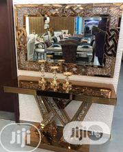 Console Mirror&Stand | Furniture for sale in Lagos State, Lekki Phase 1