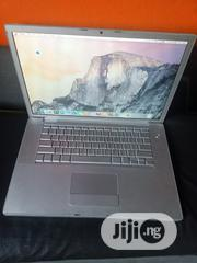 Laptop Apple MacBook Pro 4GB Intel Core 2 Duo HDD 250GB | Laptops & Computers for sale in Lagos State, Ikeja