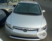 Honda Civic 1.8 2007 Silver | Cars for sale in Lagos State, Lagos Mainland