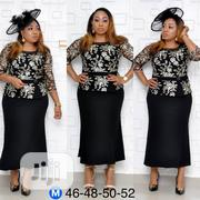 New Turkey Lace Designer Long Gown | Clothing for sale in Lagos State, Surulere