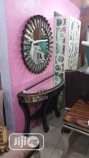 Console Mirror&Stand   Furniture for sale in Lagos State, Maryland