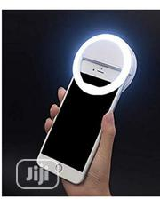 Rechargable Selfie Ring Light   Accessories for Mobile Phones & Tablets for sale in Lagos State, Mushin