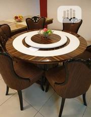 Round Marble Dining Table | Furniture for sale in Lagos State, Lekki Phase 2