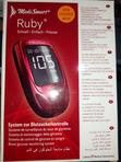 Ruby Blood Glucometer | Tools & Accessories for sale in Ikeja, Lagos State, Nigeria