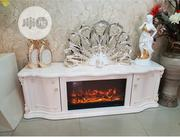 Classic Fire Plate T.V Stand | Furniture for sale in Lagos State, Magodo