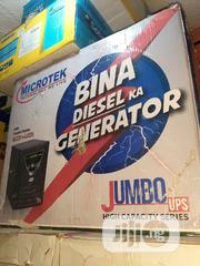 5.5kva 48volts Jumbo Microtek Inverter. | Electrical Equipments for sale in Lagos State, Ojo