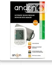 Andon Automatic Blood Pressure Monitor Machine | Tools & Accessories for sale in Lagos State, Mushin