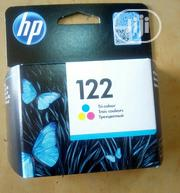 HP 122 Tri-colour Ink Cartridge | Accessories & Supplies for Electronics for sale in Lagos State, Victoria Island