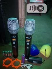 Uhf Universal Wireless Microphone | Audio & Music Equipment for sale in Lagos State, Mushin