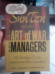 The Art Of War Manager   Books & Games for sale in Lagos State, Lagos Mainland
