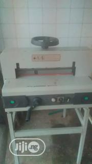Ldeal Paper And Card Cutting Machines   Printing Equipment for sale in Lagos State, Mushin