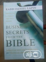 Business Secret From the Bible   Books & Games for sale in Lagos State, Lagos Mainland