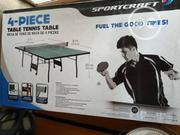 Sportcraft Indoor Table Tennis Board | Sports Equipment for sale in Lagos State, Surulere