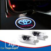 Toyota Car Door LED Logo Projector | Vehicle Parts & Accessories for sale in Abuja (FCT) State, Lugbe District