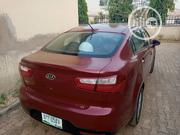 Kia Rio 2013 Red | Cars for sale in Abuja (FCT) State, Central Business District