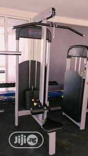 Brand New Imported American Fitness Lat Pull-down Machine | Sports Equipment for sale in Lagos State, Surulere