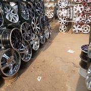 All Kinds Of Allow Rim And Tyres All Sizes At Available Price Etc | Vehicle Parts & Accessories for sale in Lagos State, Mushin