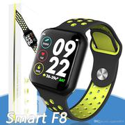 F8 Smart Bracelet Watch Waterproof Bluetooth Heart Rate Blood | Smart Watches & Trackers for sale in Lagos State, Ikeja