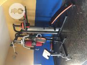 American Fitness Commercial Three Multi Station GYM | Sports Equipment for sale in Lagos State, Surulere
