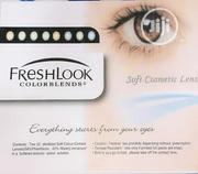 Freshlook Contact Lens (Complete Set) | Makeup for sale in Lagos State, Mushin