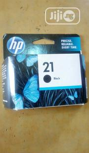 HP 21 Black Ink Cartridge | Accessories & Supplies for Electronics for sale in Lagos State, Ikoyi