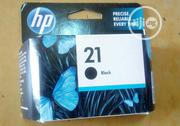 HP 21 Black Ink Cartridge | Accessories & Supplies for Electronics for sale in Lagos State, Victoria Island