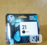 HP 21 Black Ink Cartridge | Accessories & Supplies for Electronics for sale in Lagos State, Lagos Mainland