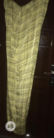 Vintage Checkerd Pants Size 42   Clothing for sale in Rivers State, Port-Harcourt
