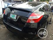 Honda Accord CrossTour 2011 Black | Cars for sale in Lagos State, Ifako-Ijaiye
