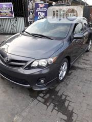 Toyota Corolla 2013 L 4-Speed Automatic Gray | Cars for sale in Lagos State, Amuwo-Odofin