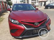 Toyota Camry 2018 Red | Cars for sale in Abuja (FCT) State, Garki 2
