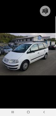 Volkswagen Sharan 2000 Automatic White | Cars for sale in Lagos State, Isolo